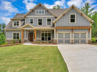 Canton Single Family Home For Sale: 110 Canyon Ridge Trail