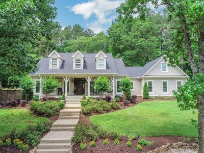 Alpharetta Single Family Home For Sale: 15535 Wood Road