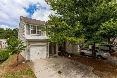 Alpharetta Condo/Townhouse For Sale: 2741 Ashleigh Lane