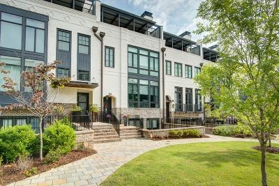 Brookhaven Condo/Townhouse For Sale: 1086 Abington Court