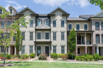 Norcross Condo/Townhouse For Sale: 6049 Ellery Street