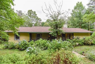 White County Single Family Home For Sale: 867 Peaceful Valley Drive