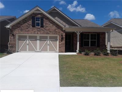 Walton County, Gwinnett County, Barrow County, Forsyth County, Hall County Single Family Home For Sale: 1659 Auburn Ridge Way