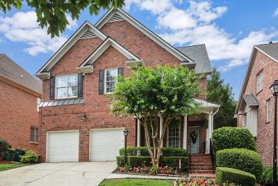 Atlanta Single Family Home For Sale: 1003 Wescott Lane NE