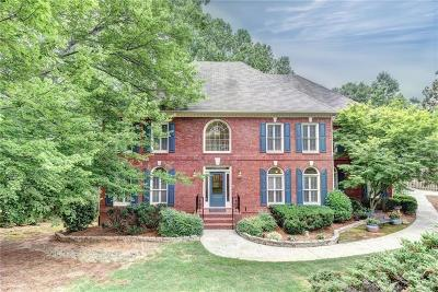 Roswell Single Family Home For Sale: 590 Indigo Drive