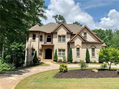 Marietta Single Family Home For Sale: 1537 Brookcliff Circle