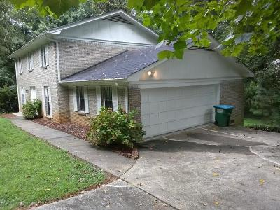 Norcross Single Family Home For Sale: 5823 Button Gwinnett Place