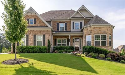 Kennesaw Single Family Home For Sale: 1248 Smithwell Point NW
