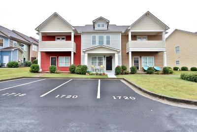 Peachtree Corners, Norcross Condo/Townhouse For Sale: 1722 Brookside Lay Circle