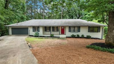 Decatur Single Family Home For Sale: 2785 Hawaii Court