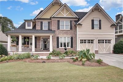 Canton Single Family Home For Sale: 118 Stargaze Ridge