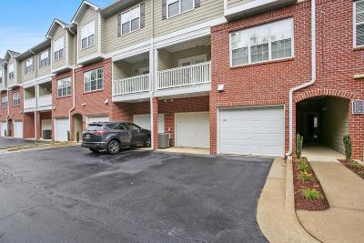 Alpharetta Condo/Townhouse For Sale: 4113 Woodland Lane #4113