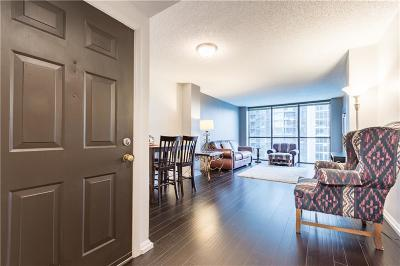 Midtown Condo/Townhouse For Sale: 1280 W Peachtree Street NW #908