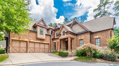 Alpharetta Single Family Home For Sale: 10388 Haynes Bridge Road