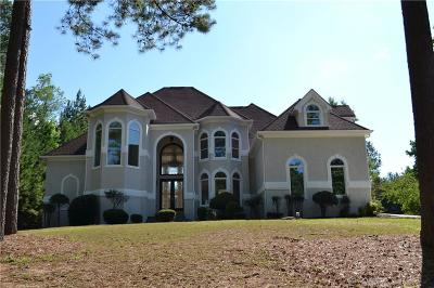 Fayetteville Single Family Home For Sale: 170 Longcreek Drive