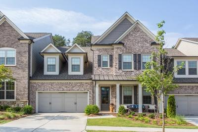 Alpharetta Condo/Townhouse For Sale: 2014 Heyward Way