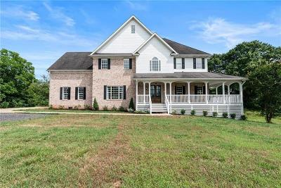 Cumming Single Family Home For Sale: 6140 Bannister Road