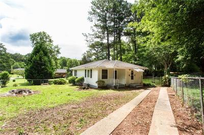 Decatur Single Family Home For Sale: 2955 Dale Place