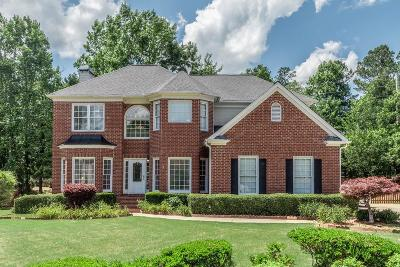 Alpharetta Single Family Home For Sale: 3195 Rocky Brook Drive