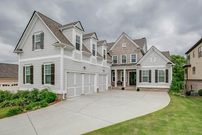 Braselton Single Family Home For Sale: 5521 Autumn Flame Drive