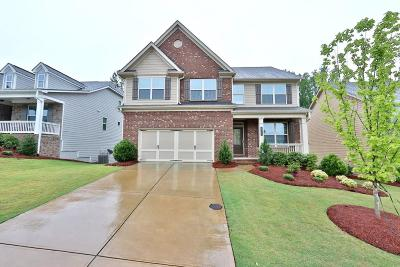 Cumming Single Family Home For Sale: 2540 Canter Meadow Drive
