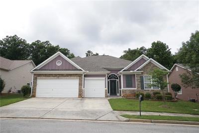 Gainesville Single Family Home For Sale: 3807 Amberleigh Trace