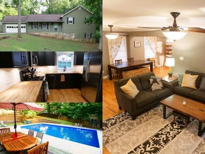 Cumming Single Family Home For Sale: 1825 Commonwealth Lane