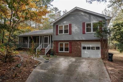Suwanee Single Family Home For Sale: 74 Leaf Lake Drive