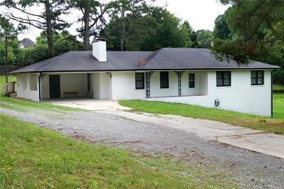 Alpharetta Single Family Home For Sale: 13975 Cogburn Road