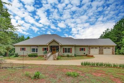 Covington Single Family Home For Sale: 670 Covered Bridge Road