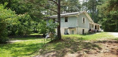 Riverdale Single Family Home For Sale: 2855 West Road