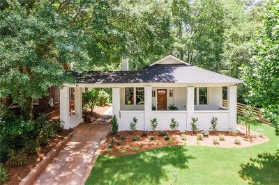 Atlanta Single Family Home For Sale: 1676 Rogers Avenue SW