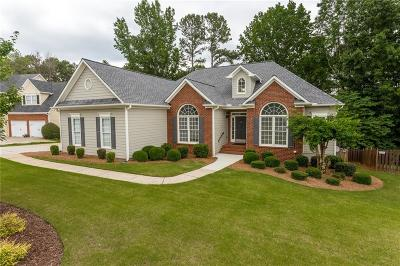 Powder Springs Single Family Home For Sale: 1209 Kingsbury Lane