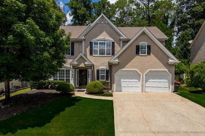 Marietta Single Family Home For Sale: 2275 Wickingham Drive