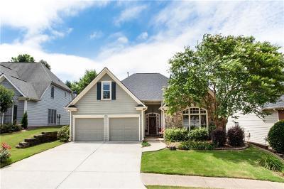 Marietta Single Family Home For Sale: 1575 Center Cross Pass