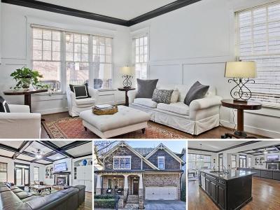 Smyrna Single Family Home For Sale: 4535 Gateway Court SE