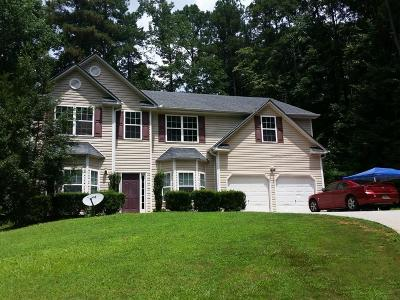 Douglasville Single Family Home For Sale: 4200 Jackie Drive