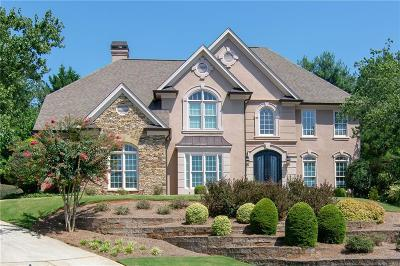 Johns Creek Single Family Home For Sale: 2021 Kinderton Manor Drive