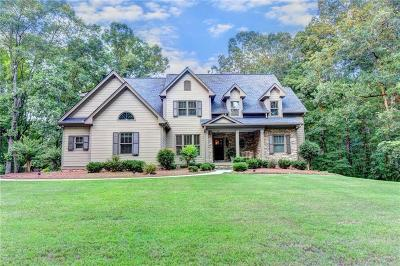 Buford Single Family Home For Sale: 2495 Rock Springs Road