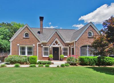 Morningside Single Family Home For Sale: 986 Courtenay Drive NE