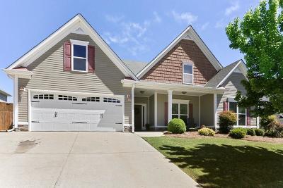 Dallas Single Family Home For Sale: 301 Oscar Way