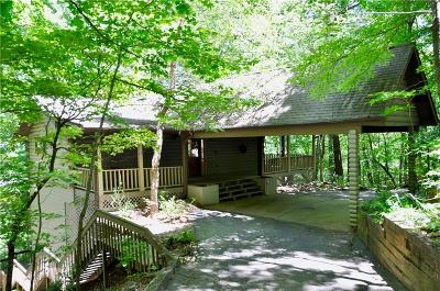 Pickens County Single Family Home For Sale: 263 Hickory Trail