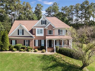 Single Family Home For Sale: 3035 Sawnee Lake Lane