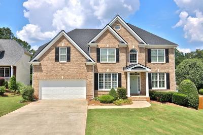 Cumming Single Family Home For Sale: 2425 Pebble Creek Lane
