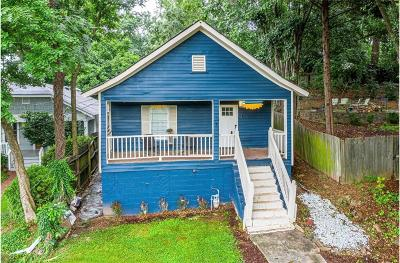 Atlanta GA Single Family Home For Sale: $339,000