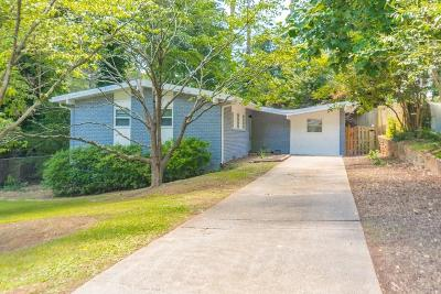 Atlanta Single Family Home For Sale: 2485 Wentworth Drive NE