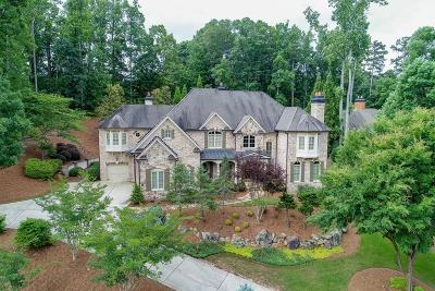 Alpharetta Single Family Home For Sale: 232 Traditions Drive