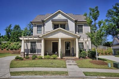 Milton Single Family Home For Sale: 1080 Birchdale Drive