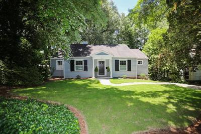 Atlanta Single Family Home For Sale: 400 Collier Road