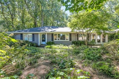 Druid Hills Single Family Home For Sale: 1263 Briarcliff Road NE